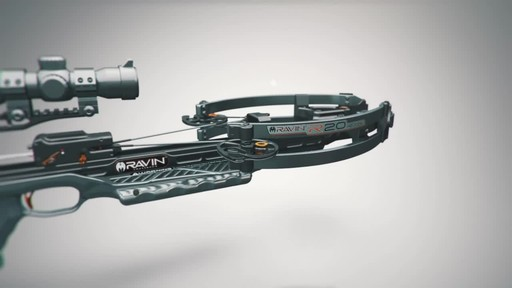Ravin R10 Crossbow Package Predator Camo - image 2 from the video