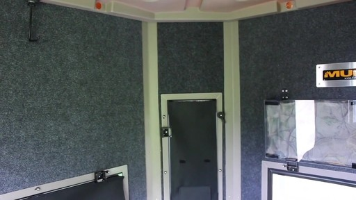 Muddy The Bull Box Blind 6' x 6' - image 4 from the video