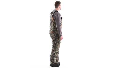 Guide Gear Men's Insulated Silent Adrenaline Hunting Bibs 360 View - image 4 from the video