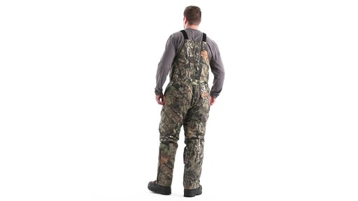 Guide Gear Men's Insulated Silent Adrenaline Hunting Bibs 360 View - image 6 from the video