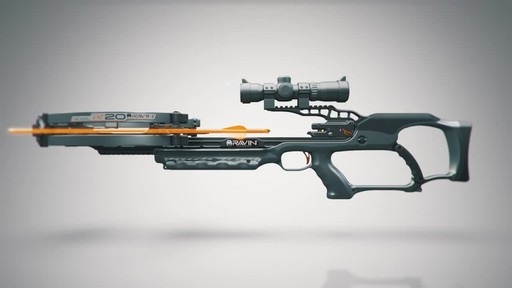 Ravin R10 Crossbow Package Gunmetal Grey - image 2 from the video