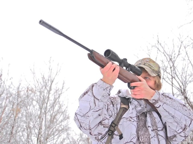 Ruger® Air Hawk Elite .177 cal. Air Rifle with 3-9x40mm - image 2 from the video