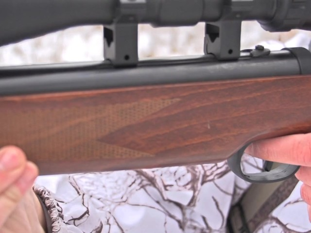 Ruger® Air Hawk Elite .177 cal. Air Rifle with 3-9x40mm - image 4 from the video