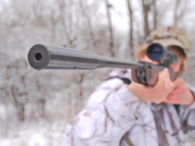 Ruger® Air Hawk Elite .177 cal. Air Rifle with 3-9x40mm - image 5 from the video