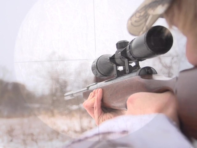 Ruger® Air Hawk Elite .177 cal. Air Rifle with 3-9x40mm - image 8 from the video