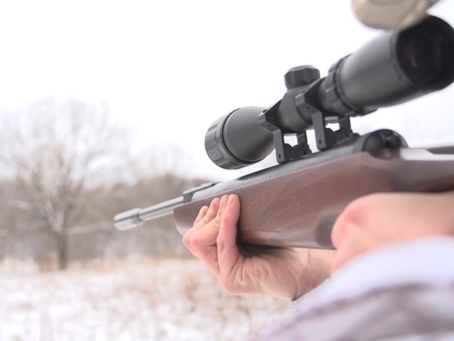 Ruger® Air Hawk Elite .177 cal. Air Rifle with 3-9x40mm - image 9 from the video
