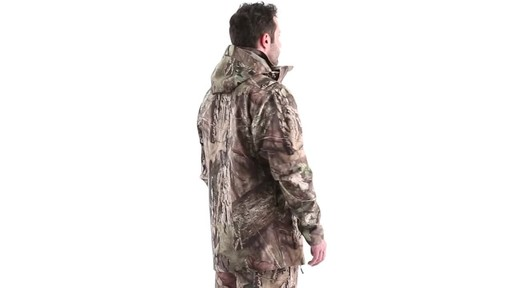 MEN'S COLD WEATHER SHELL PARKA 360 View - image 3 from the video