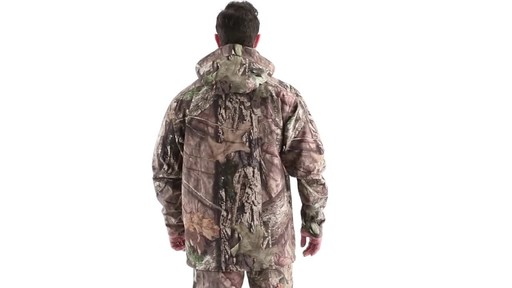 MEN'S COLD WEATHER SHELL PARKA 360 View - image 5 from the video