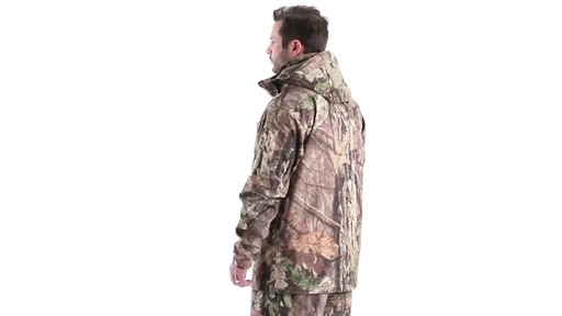MEN'S COLD WEATHER SHELL PARKA 360 View - image 6 from the video