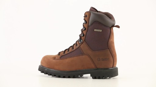 Guide Gear Men's Insulated Waterproof Sport Boots 400 Gram 360 View - image 1 from the video