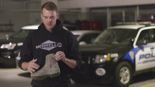 MERRELL TACTICAL DEFENSE - image 5 from the video