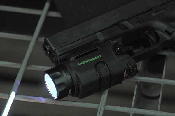BEAMSHOT GB9000 Green Laser-Light Combo - image 2 from the video