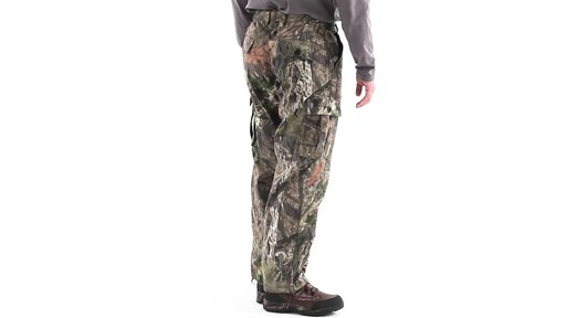 Guide Gear Men's 6-Pocket Hunting Pants 360 View - image 4 from the video