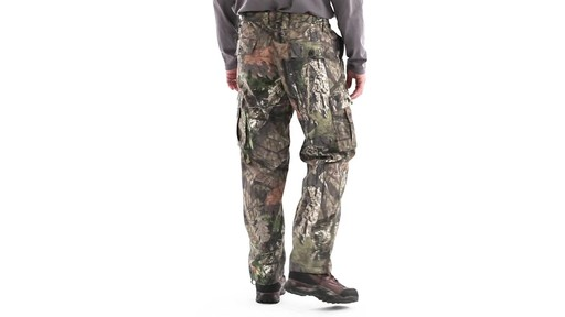 Guide Gear Men's 6-Pocket Hunting Pants 360 View - image 5 from the video