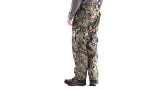 Guide Gear Men's 6-Pocket Hunting Pants 360 View - image 7 from the video