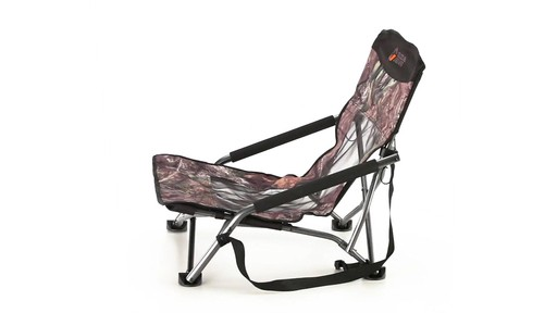 Guide Gear Deluxe Gobbler Chair 300 lb. Capacity 360 View - image 1 from the video