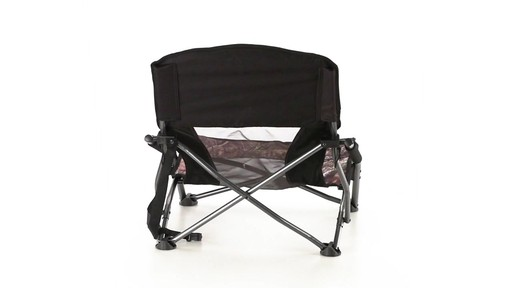 Guide Gear Deluxe Gobbler Chair 300 lb. Capacity 360 View - image 3 from the video