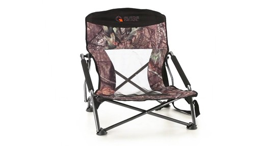 Guide Gear Deluxe Gobbler Chair 300 lb. Capacity 360 View - image 6 from the video