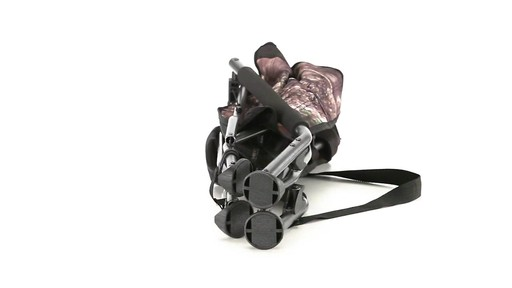 Guide Gear Deluxe Gobbler Chair 300 lb. Capacity 360 View - image 8 from the video