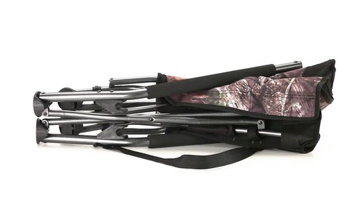 Guide Gear Deluxe Gobbler Chair 300 lb. Capacity 360 View - image 9 from the video