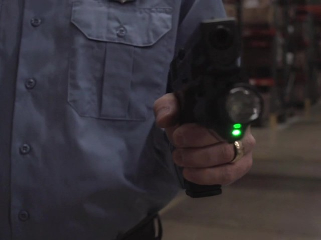 Barska® Green Laser/Light Combo - image 5 from the video