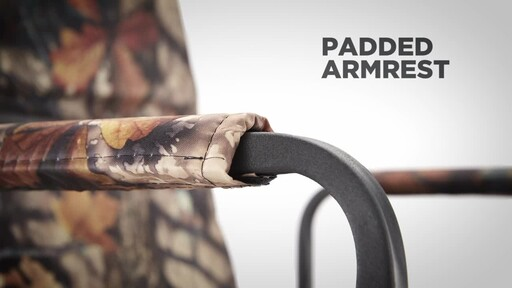 Guide Gear Deluxe Hunting Hang-On Tree Stand - image 7 from the video