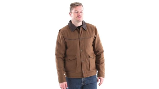 Guide Gear Men's Drover Jacket 360 View - image 1 from the video