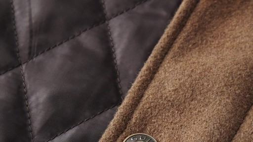 Guide Gear Men's Drover Jacket 360 View - image 10 from the video