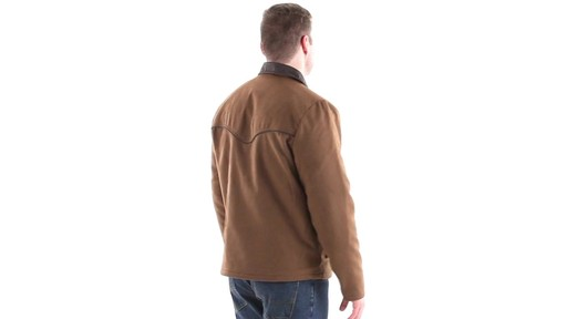 Guide Gear Men's Drover Jacket 360 View - image 3 from the video