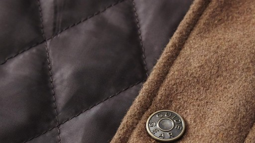Guide Gear Men's Drover Jacket 360 View - image 8 from the video