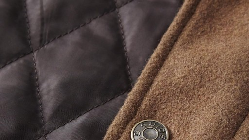 Guide Gear Men's Drover Jacket 360 View - image 9 from the video