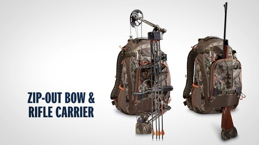 Bolderton 2200 Archery Pack - image 4 from the video