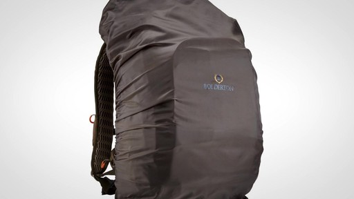 Bolderton 2200 Archery Pack - image 6 from the video