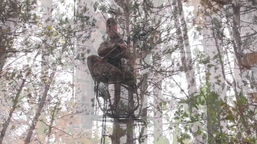 Guide Gear Hunting Hang On Tree Stand - image 10 from the video