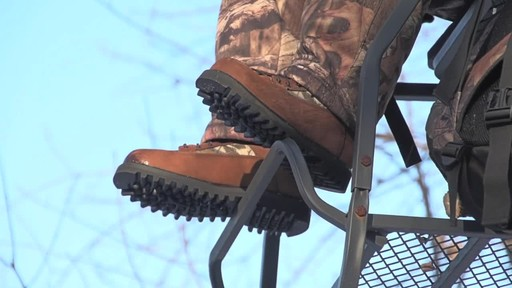 Guide Gear Men's Insulated Hunting Boots Waterproof Thinsulate 400 gram - image 1 from the video