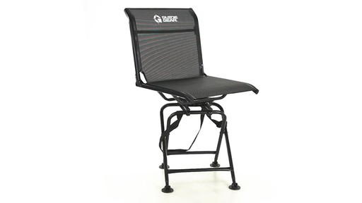360 BIG BOY SWIVEL BLIND CHAIR 360 VIew - image 1 from the video