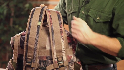 Guide Gear Universal Hunting Pack - image 3 from the video