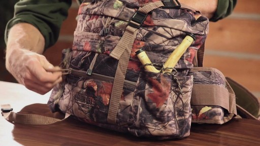 Guide Gear Universal Hunting Pack - image 5 from the video