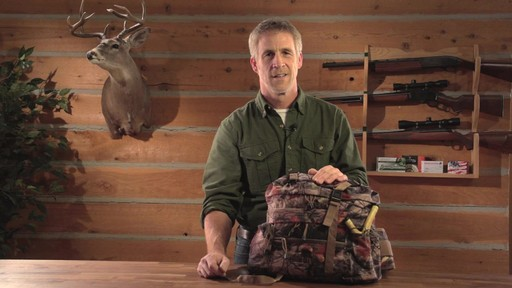 Guide Gear Universal Hunting Pack - image 8 from the video