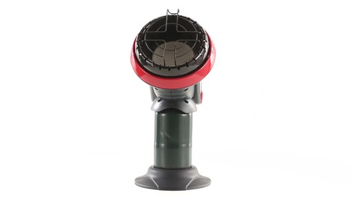 Mr. Heater Little Buddy Portable Propane Heater 3800 BTU 360 View - image 2 from the video