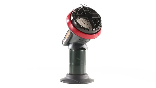 Mr. Heater Little Buddy Portable Propane Heater 3800 BTU 360 View - image 3 from the video