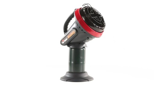 Mr. Heater Little Buddy Portable Propane Heater 3800 BTU 360 View - image 4 from the video