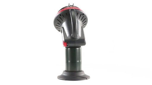Mr. Heater Little Buddy Portable Propane Heater 3800 BTU 360 View - image 8 from the video