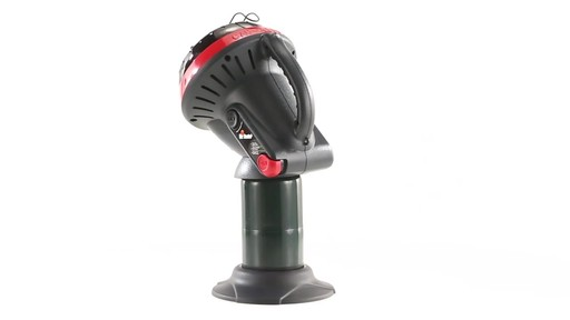 Mr. Heater Little Buddy Portable Propane Heater 3800 BTU 360 View - image 9 from the video
