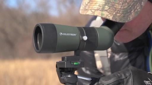 Celestron LandScout Spotting Scope Backpack Kit - image 1 from the video
