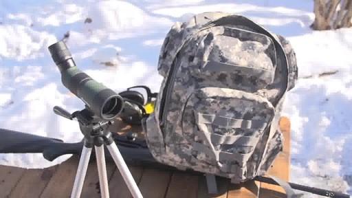 Celestron LandScout Spotting Scope Backpack Kit - image 10 from the video