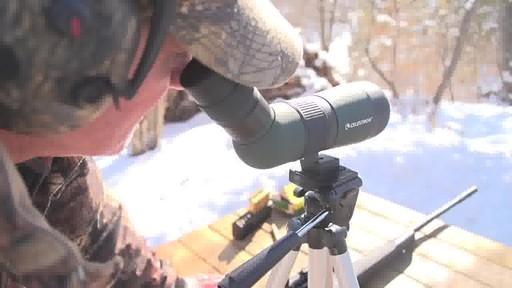 Celestron LandScout Spotting Scope Backpack Kit - image 2 from the video