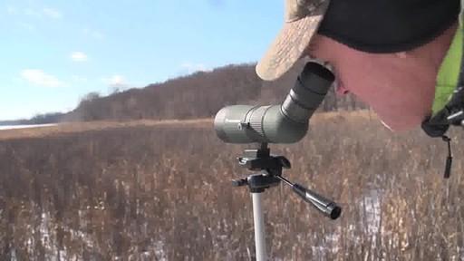 Celestron LandScout Spotting Scope Backpack Kit - image 4 from the video