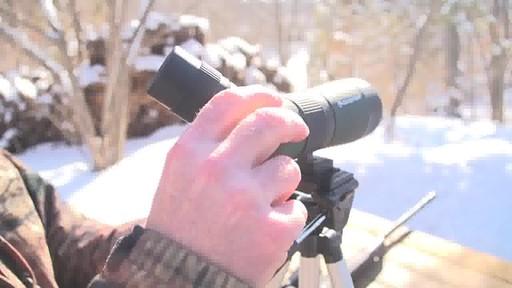 Celestron LandScout Spotting Scope Backpack Kit - image 6 from the video