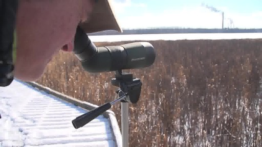 Celestron LandScout Spotting Scope Backpack Kit - image 7 from the video